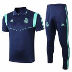 Camiseta Polo Real Madrid 19-20 Dark blue