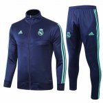 Chaqueta Real Madrid 19-20 Dark blue