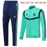 Ninos Chaqueta Real Madrid 2019-20 green