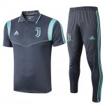 Camiseta Polo Juventus 2019-20 Blue rat