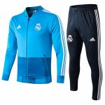 Chaqueta Real Madrid 2019-20 Bleu