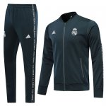 Chaqueta Real Madrid 2019-20 Bleu royal