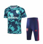 Camiseta Entrenamiento Arsenal 19-20 Blue green