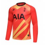 Camiseta Tottenham Hotspur Manga Larga Portero Orange 2019-20