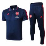 Camiseta Polo Arsenal 19-20 Bleu