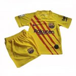Camiseta Barcelona Ninos Fourth 2019-20